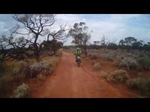 Whyalla trail ride