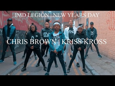 CHRIS BROWN | KRISS KROSS  - IMD LEGION | NEW YEARS DAY