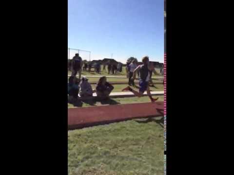 Lawson long jump