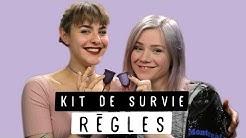 RÈGLES : Nos astuces pour survivre ! | Marion Séclin et Pastel