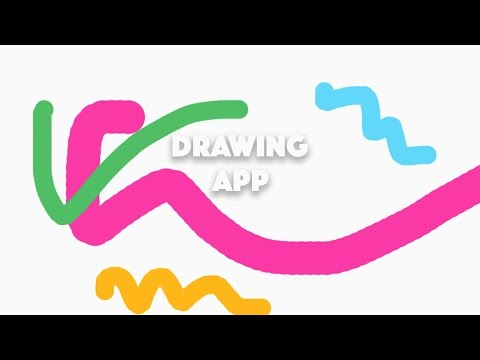 Using a Canvas to Create a Drawing App in Ionic - Part 1 - YouTube