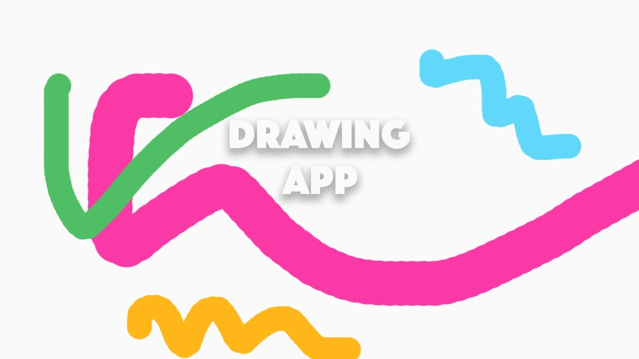 Using a Canvas to Create a Drawing App in Ionic - Part 1