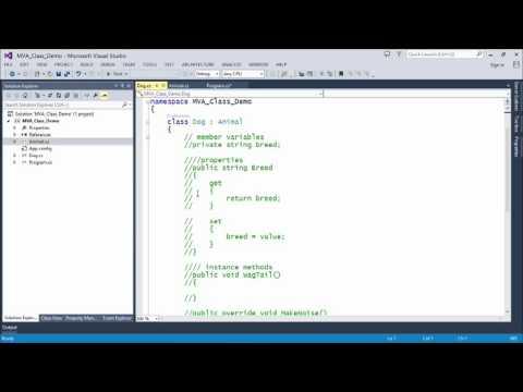 Software Development Fundamentals, 03 Object Oriented Programming