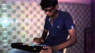 Rashtra geet play on piano by CMS(SHAHID)