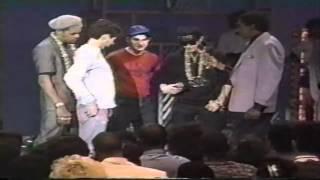 Beastie Boys On Soul Train 1987