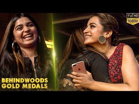 Trisha's Golden Entry & when both Jaanus met - First Time Ever!