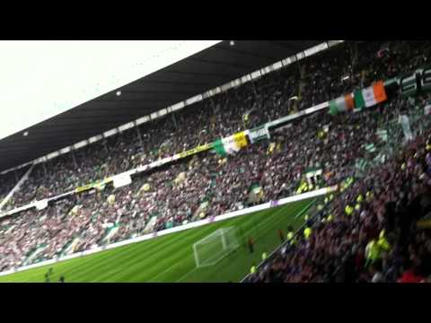 rangers build my gallows at celtic park