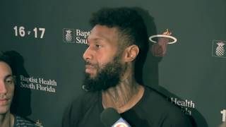 Miami heat sign james johnson to four-year deal