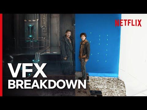 Tribes of Europa | VFX Breakdown | Netflix