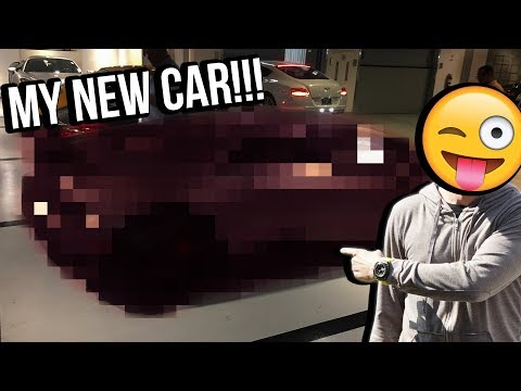 FIRST PICS OF MY OTHER NEW CAR!!! PODCAST VIDEO - LTACY EP. 128