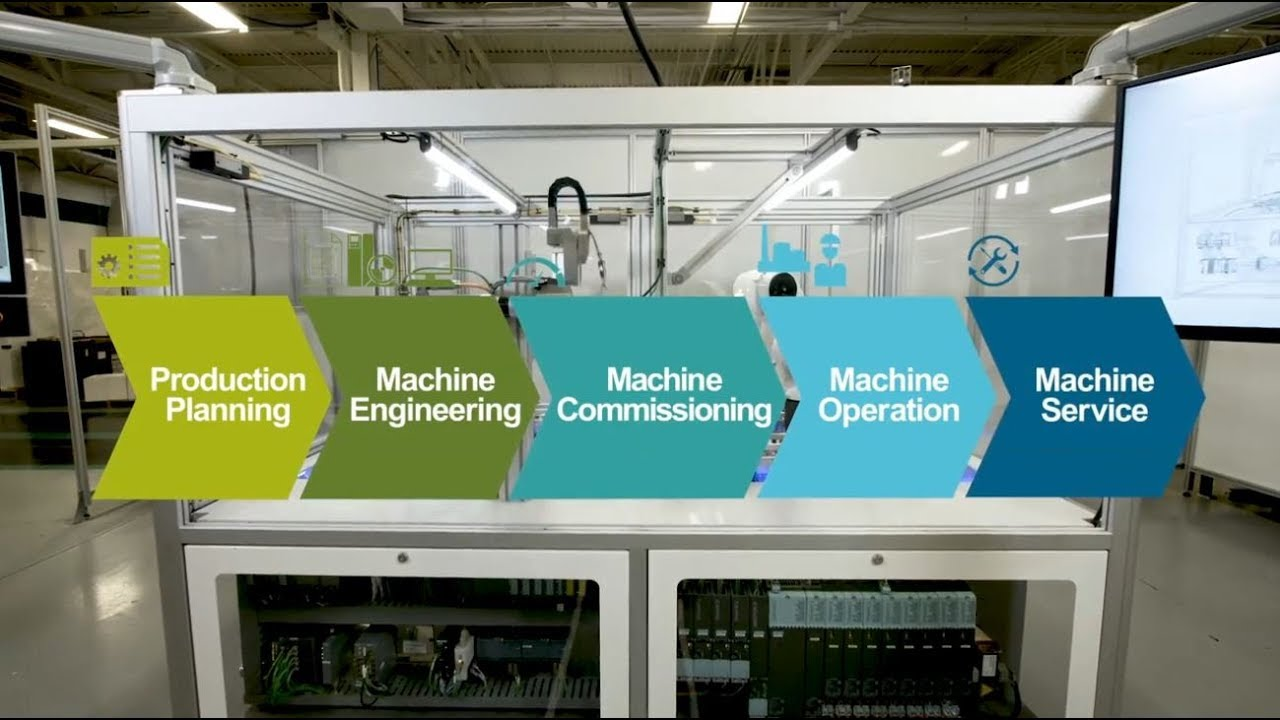 Siemens PLM Virtual Commissioning Software for OEMs