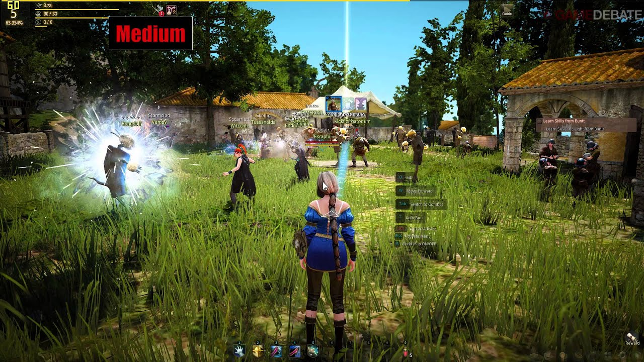 Black Desert Online System Requirements | Can I Run Black