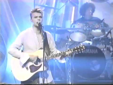 DAVID BOWIE - PANIC IN DETROIT - LIVE NY 1997