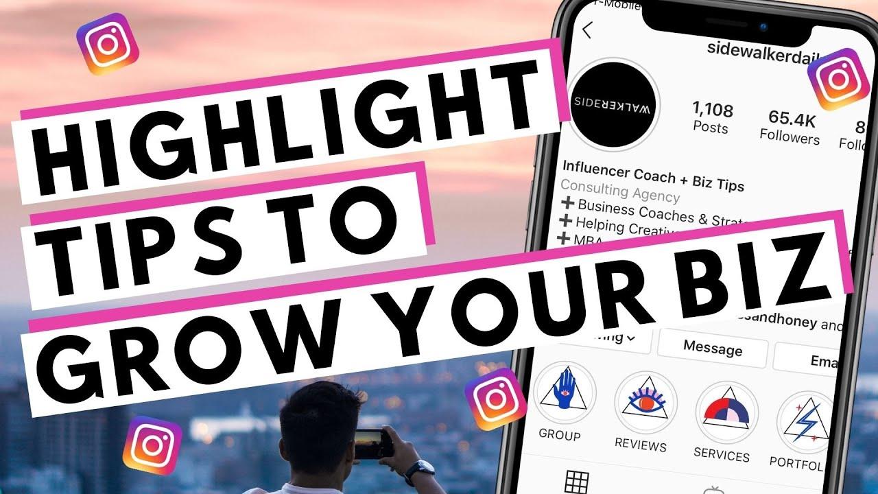Instagram Highlights Ideas 8 Ig Story Highlight Tips Youtube