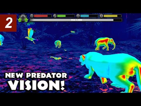 Panther Simulator Part 2 - By Gluten Free Games -Compatible with iPhone, iPad, and iPod, Android