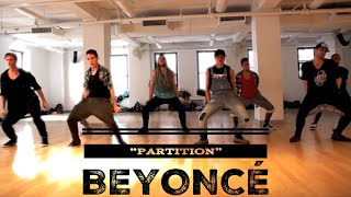 Beyonce Partition Choreography by Derek Mitchell