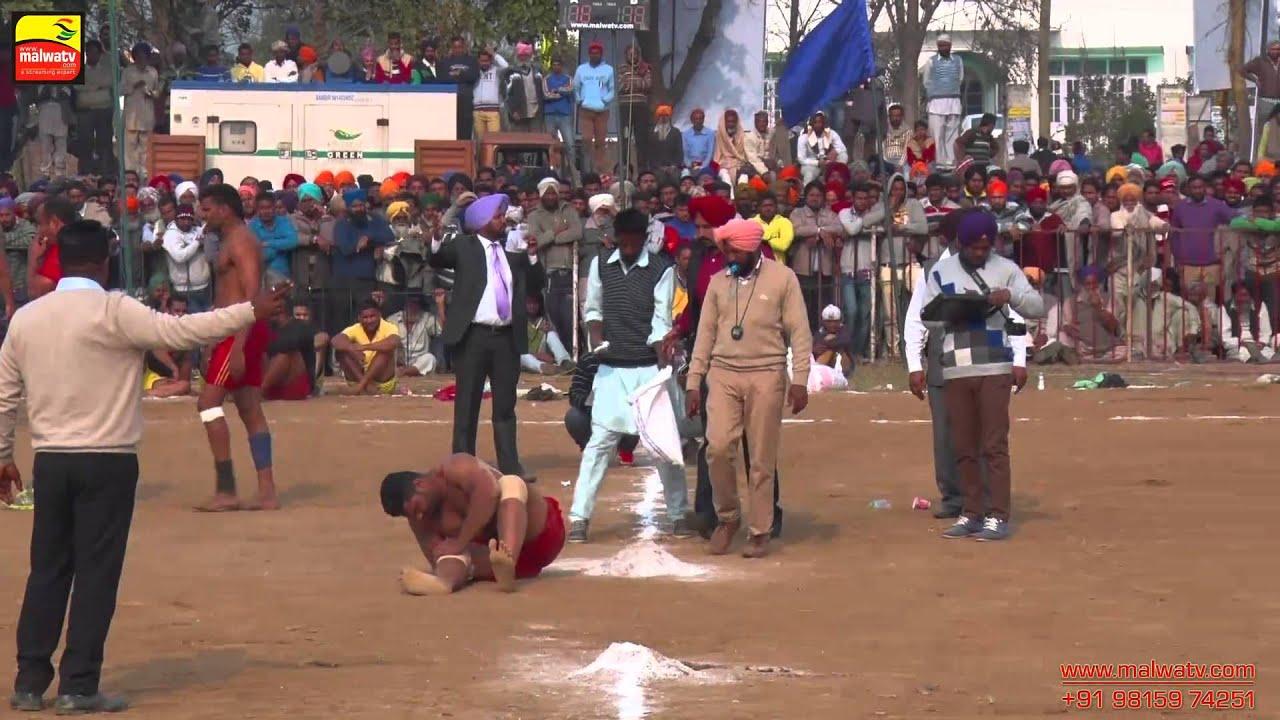 RANWAN (Fatehgarh Sahib) Kabaddi Cup - 2015 || Full HD || Part 1st.