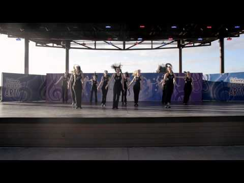 PLL Dance Company Disney World Performance: THON Dances