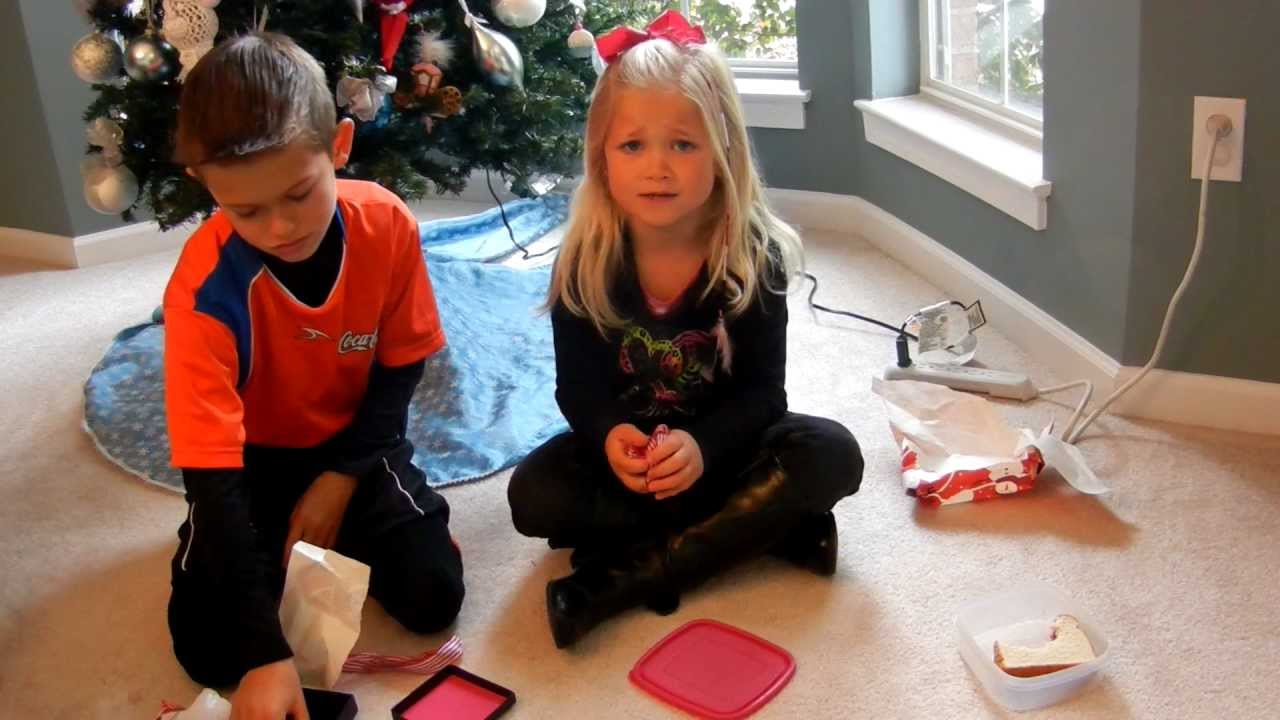 ORIGINAL Hey Jimmy Kimmel, I gave my kids a TERRIBLE present! - YouTube
