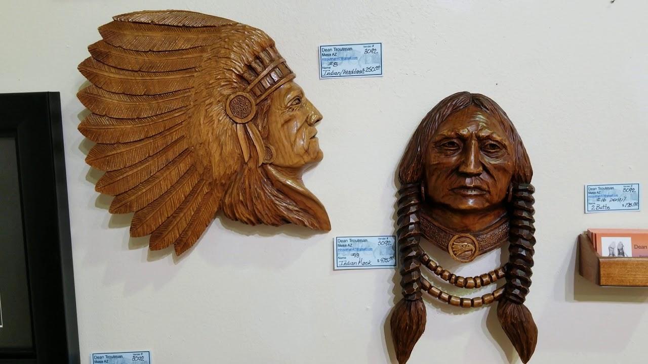 Dean Troutman: Award-Winning Woodworker