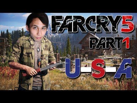 USA USA USA - SingSing Far Cry 5 (Part 1)