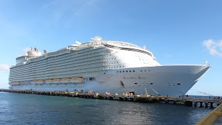 Royal Caribbean Cruise On Allure Of The Seas