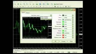Видеоурок по MetaTrader 4 (программа для торговли на Forex / Форекс)