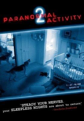 paranormal 1 streaming
