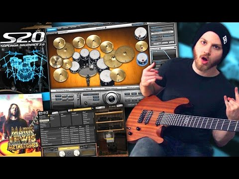Toontrack EZ Mix Challenge! | Pete Cottrell