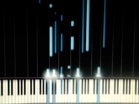 Elfen Lied Lilium Difficult Piano Tutorial