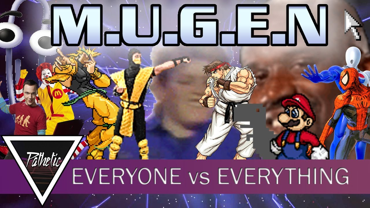 Download MUGEN - Everyone vs Everything