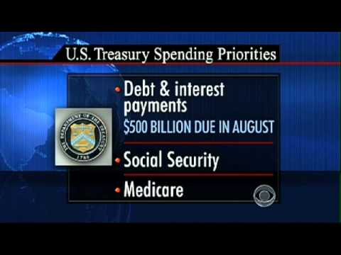 What happens if the U.S. hits the debt ceiling?
