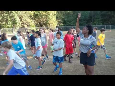 Chasing, Fleeing, Dodging At Ogletree Elementary