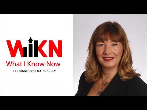 Mary Rose Burke, CEO of the Dublin Chamber of Commerce shares What She Knows Now