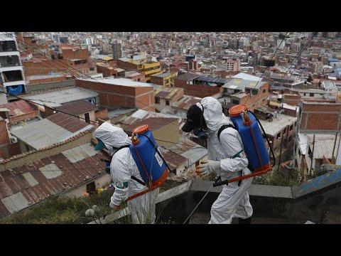 وباء كورونا: آخر الأخبار والمستجدات لحظة بلحظة  - نشر قبل 2 ساعة