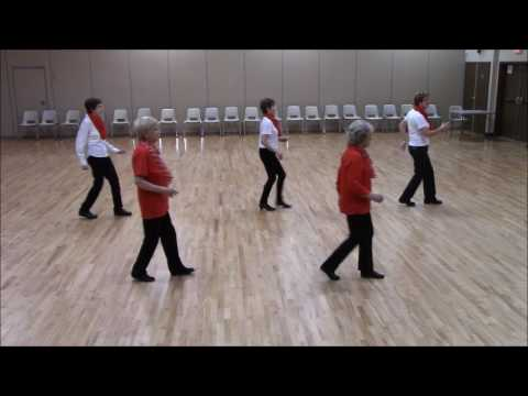 My Broken Souvenirs Line Dance - Maple Ridge