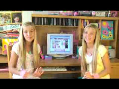 Milly and Becky on Stardoll