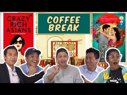 CRAZY RICH ASIANS MOVIE REVIEW BY SINGAPOREANS – Coffee Break EP 5