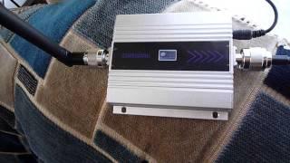 Усилитель сигнала сотовой связи.(, 2015-05-25T14:45:16.000Z)