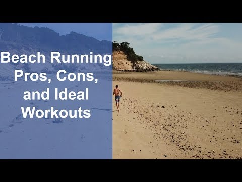 Running on the Beach: Good Idea or Bad Idea?