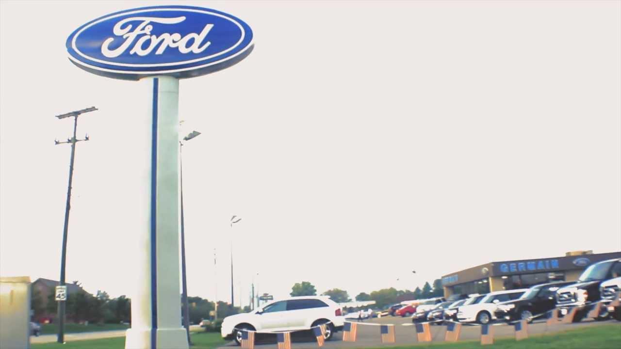Columbus Ohio Ford Dealer Germain