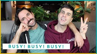 Busy! Busy! Busy! | Billy & Pat