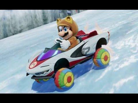 Download Mario Kart 8 - 200cc Star Cup Grand Prix - 3 Star Ranking Pics