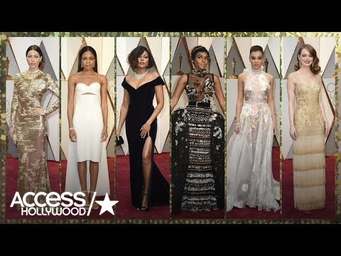 ebcdbac0ab55 Oscars Style 2017: Which Looks Worked & Which Ones Didn't? | Access