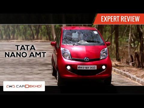 2015 GenX Tata Nano AMT | Expert Review I CarDekho.com