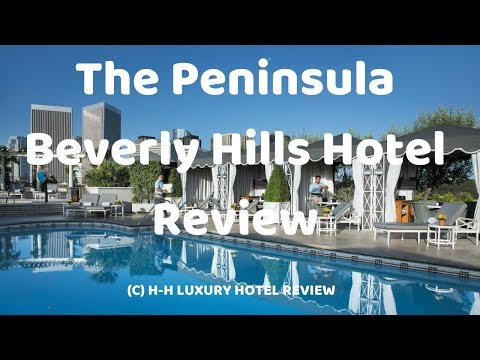 The Peninsula Beverly Hills Hotel Reviews | Best Hotels In Los Angeles California Mp3