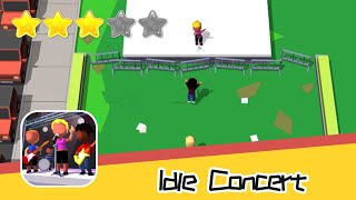 Idle Concert - IsCool Entertainment - Walkthrough Stimulating Mission! Recommend index three stars