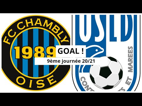 Chambly Dunkerque Goals And Highlights