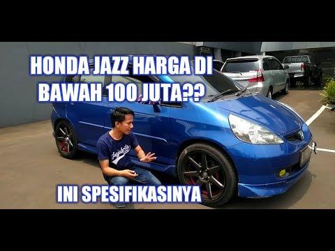 Honda Jazz Harga Di Bawah 100 Juta? Ini Spesifikasinya