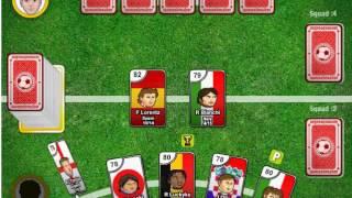 Sports Heads Cards Soccer Squad Swap walkthrough